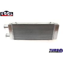 Intercooler TurboWorks 550x230x65 egyoldalas csatlakozásokkal